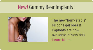 gummy bear style 410 implants